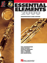 Essential Elements 2000 - Book 2 (Eb Alto Clarinet). For Alto Clarinet. Essential Elements 2000. Play Along. Method book and accompaniment CD. 48 pages. Published by Hal Leonard.  Book 2 includes: