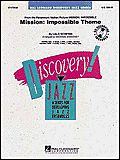 Mission: Impossible Theme arranged by Michael Sweeney. For Jazz Ensemble. Discovery Jazz. Grade 1-2. Book with CD. Published by Hal Leonard.  One of the most recognizable themes ever written. This easy arrangement stays true to the original 5/4 version and features the saxes on the melody with the brass on those signature rhythmic punches.