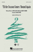 'Til the Season Comes 'Round Again arranged by Mark A. Brymer. For Choral (SATB). Secular Christmas Choral. 12 pages. Published by Hal Leonard.  Originally recorded by Kenny Rogers and recently covered by Reba McEntire, Amy Grant and Vince Gill, this heartfelt wish to cherish the special times during the season makes a perfect way to close any holiday program. And we'll all join hands and remember this moment, 'til the season comes 'round again. Performance Time: Approx. 3:00. Available separately: SATB, SAB, 2-Part and ShowTrax CD.  Minimum order 6 copies.