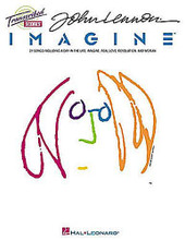John Lennon - Imagine (Transcribed Scores). By John Lennon. For Bass, Drums, Guitar, Vocal. Hal Leonard Transcribed Scores. Rock and Classic Rock. Difficulty: medium. Full score. Vocal melody, lyrics, chord names, guitar chord diagrams, standard guitar notation, guitar tablature, bass tablature and guitar notation legend. 152 pages. Published by Hal Leonard.  Complete scores for 21 songs from the television documentary on Lennon's life. Includes Beatles and solo work.
