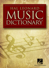 Hal Leonard Pocket Music Dictionary Softcover Personalized Only book. Softcover. 240 pages. Published by Hal Leonard.