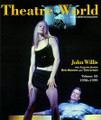 Theatre World, 1998-1999, Vol. 55 arranged by John Willis and Tom Lynch. Theatre World. Hardcover. 265 pages. Published by Applause Books.  Theatre World, the statistical and pictorial record of the Broadway and off-Broadway season, touring companies, and professional regional companies throughout the United States, has become a classic in its field. The book is complete with cast listings, replacement producers, directors, authors, composers, opening and closing dates, song titles, and much, much more. There are special sections with biographical data, obituary information, listings of annual Shakespeare festivals and major drama awards.