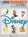 Disney (Clarinet Easy Instrumental Play-Along Book with Online Audio Tracks). By Various. For Clarinet (Clarinet). Easy Instrumental Play-Along. Softcover. 8 pages. Published by Hal Leonard.  10 songs carefully selected and arranged for first-year instrumentalists. Even novices will sound great! Audio demonstration tracks featuring real instruments are available via download to help you hear how the song should sound. Once you've mastered the notes, download the backing tracks to play along with the band! Songs include: The Ballad of Davy Crockett • Can You Feel the Love Tonight • Candle on the Water • I Just Can't Wait to Be King • The Medallion Calls • Mickey Mouse March • Part of Your World • Whistle While You Work • You Can Fly! You Can Fly! You Can Fly! • You'll Be in My Heart (Pop Version).