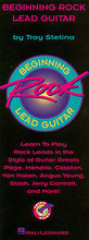 Beginning Rock Lead Guitar (English Edition). For Guitar. Pocket Guide. 40 pages. Published by Hal Leonard.  Learn to play rock leads in the style of guitar greats like Page * Hendrix * Clapton * Van Halen * Angus Young * Slash * Cantrell * and more! This handy guide covers scales and modes * articulations * speed exercises * rock licks * alternate picking * key changes * and more!