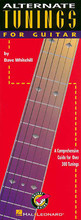Alternate Tunings for Guitar for Guitar. Pocket Guide. 24 pages. Published by Hal Leonard.  This pocket book contains a comprehensive guide for over 300 tunings. Arranged in alphabetical order-drop, open, modal, unison, slack, and hybrid tunings are discussed. For example, under 'B' you'll find you can tune your guitar BADGBE to achieve Soundgarden's 'Rusty Cage' sound.