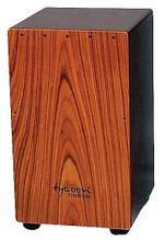 29 Series Asian Hardwood Cajon for Percussion, Cajon. Tycoon. Hal Leonard #TK-29. Published by Hal Leonard.  With a Siam Oak body, this exotic Asian hardwood cajon is individually handmade and tested to ensure superior sound quality. It is 29cm wide and includes adjustable snare wires and a snare adjusting Allen wrench.
