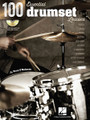 100 Essential Drumset Lessons (Rock · Jazz · Funk · Metal · Hip-Hop · Blues · Country · Reggae · Afro-Cuban · More!). For Drum. Drum Instruction. Softcover with CD. 208 pages. Published by Hal Leonard.  100 Essential Drumset Lessons contains information, examples, exercises, and over 300 demonstration and play-along audio tracks covering a range of topics that every drummer – from novice to professional – will find useful. Its educational scope runs the gamut, including basic rock, funk, metal, hip-hop, blues, country, basic swing, advanced swing concepts, fills, technical exercises, metric superimposition, soloing concepts, odd time playing, brush playing, as well as Afro-Cuban, Brazilian, and other world music drumming styles. It also includes advice on productive practicing techniques, transcribing drum parts, creating an original drum part for a song, and five drumset audition solos – suitable for use at all-state auditions, music festivals, or recitals.