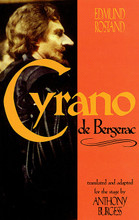 Cyrano de Bergerac (Translated and adapted for the stage by Anthony Burgess). Applause Books. Broadway. Script book (paperback). Text. 192 pages. Applause Books #1557832307. Published by Applause Books.  This acclaimed adaptation for the stage by Anthony Burgess has garnered such reviews as: Emotional depth Rostand himself would surely have envied...Burgess' extravagant verse keeps its contours, yet trips off the tongue almost as though it were contemporary speech. - London Times. Paperback.