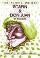 Scapin & Don Juan (The Actor's Moli). Edited by Albert Bermel. Applause Books. Softcover. 128 pages. Applause Books #0936839805. Published by Applause Books.  In one of Molière's most popular plays, Scapin, that monarch of con men, puts his store of ingenuity to work, getting two lovesick young men married to the girls they pine for and, along the way, taking revenge on their grasping old fathers. Closed down after its first, highly successful run because of opposition from powerful enemies of the playwright, Don Juan was performed in a bowdlerized version for almost two hundred years, until actors, directors and critics restored the original text, recognizing it as the most ambitious and mightiest of Molière's prose plays. Bermel's translations of the scripts as presented here have received rave reviews.
