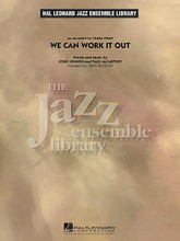 We Can Work It Out by Chaka Khan. By John Lennon and Paul McCartney. Arranged by John Wasson. For Jazz Ensemble (Score & Parts). Jazz Ensemble Library. Grade 4. Published by Hal Leonard.  Reminiscent of the sassy and funky version recorded by Chaka Kahn, here is a hot re-working of the classic Beatles hit. Featuring creative harmonies and sizzling horn riffs, this is sure to add a spark of energy to any program.