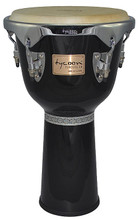 12 Master Series Djembe - Black Finish tycoon. Tycoon Percussion #TJ-712CBK. Published by Tycoon Percussion.