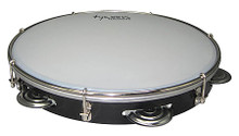 12 Abs Pandeiro - Black tycoon. Tycoon Percussion #TPD-12AB. Published by Tycoon Percussion.