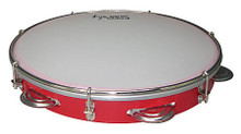 12 Abs Pandeiro - Red tycoon. Tycoon Percussion #TPD-12AR. Published by Tycoon Percussion.