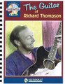 The Guitar of Richard Thompson by Richard Thompson. For Guitar. Homespun Tapes. Softcover with CD. Guitar tablature. Homespun #CDTHOGT99. Published by Homespun.  Learn from a man listed by Rolling Stone as one of the greatest guitarists in popular music history. Richard Thompson's playing encompasses Celtic and British traditional music, American country, rock 'n 'roll and his own indefinable but widely admired style. You'll learn various tunings along with contemporary picking techniques, rhythms and stylistic innovations that will help you get the maximum musical expression from your instrument. These three CD lessons will enhance your fingerpicking and flatpicking technique while providing you with new ideas and approaches to traditional and contemporary music.