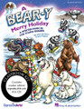 A Bear-y Merry Holiday (A Winter Musical for Young Singers). By John Higgins and John Jacobson. For Choral (CLASSRM KIT). Expressive Art (Choral). Published by Hal Leonard.  The Polar Bears are throwing a bear-y big holiday celebration at the North Pole and their guests from around the world are starting to arrive – black bears and brown bears, rapping grizzlies, pirouetting dancing bears, teddy bears, Kodiaks from nearby Alaska, and more! But what is taking the Pandas so long? The wait is becoming un-bear-able! Join in the festive panda-monium when the bear-y small Pandas finally arrive in true vaudeville style and the party begins!  From the popular writing team of John Jacobson and John Higgins comes this clever and easy-to-prepare 20-minute holiday musical for primary grades that will delight audiences of all ages. Five original songs, rhyming dialog, choreography and staging tips are included in the Teacher Edition, and vocal parts and dialog are available in the handy Reproducible Pak. Check out the Classroom Kit for a real budget-saver! Available separately: Teacher Edition, Reproducible Pak, Preview CD (with vocals), Preview Pak (1 Preview CD and sample pages), Performance/Accompaniment CD, Classroom Kit (Teacher Edition, Reproducible Pak, P/A CD). Duration: ca. 20 minutes. Suggested for grades K-3.