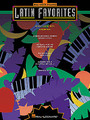 Latin Favorites by Various. For Piano/Keyboard. Big Note Songbook. 80 pages. Published by Hal Leonard.  18 hot hits, including: Amor • Bésame Mucho (Kiss Me Much) • Brazil • Cumaná • Desafinado (Off Key) • Frenesí • Love Me with All Your Heart (Cuando Caliente El Sol) • Mambo No. 5 (A Little Bit Of...) • Perfidia • Spanish Eyes • Tango in D • Wave • and more. Includes lyrics in Spanish and English where applicable.