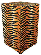 29 Series Fantasy Tiger Cajon for Cajons. Tycoon. Tycoon Percussion #TKF3-29. Published by Tycoon Percussion.