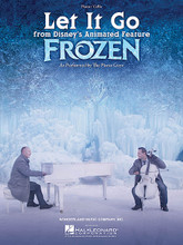Let It Go (from Frozen) (with Vivaldi's Winter from Four Seasons). By The Piano Guys. For Cello, Piano/Keyboard. Cello Piano. 16 pages.