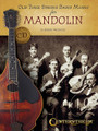 """Old Time String Band Music for Mandolin for Mandolin. Fretted. Softcover with CD. 80 pages.  While many extant photos of string band artists show members holding a mandolin, it often can barely be heard in most period recordings because the most important instrument to capture was usually the fiddle or voice. This collection provides you with the opportunity to learn over 70 old-time-music period songs recorded mostly by Ernest Stoneman, or the duo Grayson & Whitter, during the 1920s and early 1930s. Many of these songs were also """"covered"""" by other string bands regardless of whether they had the opportunity or not to be commercially recorded. CD tracks of some of the songs in this collection as recorded by a number of different string band artists are provided so that performances can be compared."""