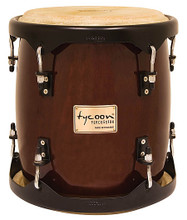 11 Tambora - Mahogany Finish for Tamboras. Tycoon. Tycoon Percussion #TTA-551BM. Published by Tycoon Percussion.