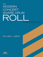The Modern Concert Snare Drum Roll for Snare Drum. Meredith Music Resource. Softcover. 88 pages.  This book examines every aspect of the snare drum roll and provides resources and valuable knowledge for beginners, experienced musicians, and professionals regardless of their skill level. Through written explanations, diagrams, photographs, exercises and more, the snare drum roll will no longer be a mystery but a technique anyone can understand and master. The Modern Concert Snare Drum Roll is designed to provide teachers with an instructional resource and students a method for home practice.  In addition to numerous roll exercises, the following topics are covered: basic set up of the drum • release of the roll • transition back and forth from single strokes to the roll • metered versus unmetered rolls • dynamics • an entire section devoted to advanced exercises. Once these skills are mastered, performers will be able to execute the roll in virtually any musical setting.