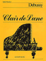 Clair de Lune (Easy Piano No. 2). By Claude Debussy (1862-1918). For Piano. Music Sales America. Classical. Guitar tablature. 4 pages. Chester Music #CH55502. Published by Chester Music.  Arranged for Easy Piano.