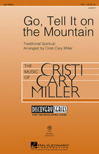 Go, Tell It on the Mountain (Discovery Level 3). By Traditional Spiritual. Arranged by Cristi Cary Miller. For Choral, Shaker, Congas (TTB). Discovery Choral. 16 pages. Published by Hal Leonard.  Layered voice parts open and close this fresh and contemporary spiritual setting with a fun male voice style that will be instantly appealing for middle school Tenor Bass ensembles! Optional shaker and congas will be a fun addition! Discovery Level 3. Available separately: TTB, VoiceTrax CD. Duration: ca. 2:35.  Minimum order 6 copies.