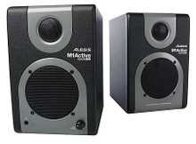M1 Active 320 USB (Studio Monitors). InMusic Brands. General Merchandise. Hal Leonard #M1A320USBX1. Published by Hal Leonard.  M1 Active 320 USB speakers enable you to play audio from your computer and record audio coming into the speaker to your computer. Simply plug in the USB cable to your computer – No special drivers required.  M1 Active 320 USB speakers are not only substantial audio monitors, but also serve as a convenient audio interface. Keyboards, mic pre's, guitar effects, DJ Mixers, or standard CD and tape players can all easily connect directly to the M1 Active 320 USB. Record them directly into your computer.  Full range, superb sound quality insures that you get more accurate audio reproduction to check your mixes. A Bass Boost switch helps emphasize bass frequencies – great for various room situations where you want to hear more bass emphasis.