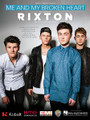 Me and My Broken Heart by Rixton. For Piano/Vocal/Guitar. Piano Vocal. 8 pages. Published by Hal Leonard.  This sheet music features an arrangement for piano and voice with guitar chord frames, with the melody presented in the right hand of the piano part as well as in the vocal line.