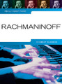 Rachmaninoff - Really Easy Piano composed by Sergei Rachmaninoff (1873-1943). For Piano/Keyboard. Music Sales America. Softcover. 48 pages.  Easy piano arrangements of 16 favorites by Rachmaninoff. Complete with song background notes and playing hints and tips. Sergei Vasilievich Rachmaninoff was a Russian composer, pianist and conductor. Rachmaninoff is widely considered one of the finest pianists of his day and, as a composer, one of the last great representatives of Romanticism in Russian classical music.