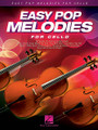 Easy Pop Melodies (for Cello). By Various. For Cello (Cello). Instrumental Folio. Softcover. 64 pages. Published by Hal Leonard.  Play 50 of your favorite pop tunes on your instrument of choice! This collection features arrangements written in accessible keys and ranges with lyrics and chord symbols. Songs include: All My Loving • Blowin' in the Wind • Clocks • Don't Stop Believin' • Every Breath You Take • Fireflies • Hey, Soul Sister • In My Life • Love Story • My Girl • Nights in White Satin • Sweet Caroline • Unchained Melody • Viva La Vida • What a Wonderful World • You've Got a Friend • and more.