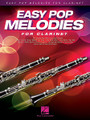 Easy Pop Melodies (for Clarinet). By Various. For Clarinet (Clarinet). Instrumental Folio. Softcover. 64 pages. Published by Hal Leonard.  Play 50 of your favorite pop tunes on your instrument of choice! This collection features arrangements written in accessible keys and ranges with lyrics and chord symbols. Songs include: All My Loving • Blowin' in the Wind • Clocks • Don't Stop Believin' • Every Breath You Take • Fireflies • Hey, Soul Sister • In My Life • Love Story • My Girl • Nights in White Satin • Sweet Caroline • Unchained Melody • Viva La Vida • What a Wonderful World • You've Got a Friend • and more.