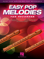 Easy Pop Melodies (for Recorder). By Various. For Recorder (Recorder). Instrumental Folio. Softcover. 64 pages. Published by Hal Leonard.  Play 50 of your favorite pop tunes on your instrument of choice! This collection features arrangements written in accessible keys and ranges with lyrics and chord symbols. Songs include: All My Loving • Blowin' in the Wind • Clocks • Don't Stop Believin' • Every Breath You Take • Fireflies • Hey, Soul Sister • In My Life • Love Story • My Girl • Nights in White Satin • Sweet Caroline • Unchained Melody • Viva La Vida • What a Wonderful World • You've Got a Friend • and more.