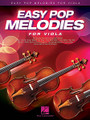 Easy Pop Melodies (for Viola). By Various. For Viola (Viola). Instrumental Folio. Softcover. 64 pages. Published by Hal Leonard.  Play 50 of your favorite pop tunes on your instrument of choice! This collection features arrangements written in accessible keys and ranges with lyrics and chord symbols. Songs include: All My Loving • Blowin' in the Wind • Clocks • Don't Stop Believin' • Every Breath You Take • Fireflies • Hey, Soul Sister • In My Life • Love Story • My Girl • Nights in White Satin • Sweet Caroline • Unchained Melody • Viva La Vida • What a Wonderful World • You've Got a Friend • and more.