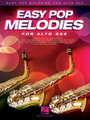 Easy Pop Melodies (for Alto Sax). By Various. For Alto Saxophone (Alto Sax). Instrumental Folio. Softcover. 64 pages. Published by Hal Leonard.  Play 50 of your favorite pop tunes on your instrument of choice! This collection features arrangements written in accessible keys and ranges with lyrics and chord symbols. Songs include: All My Loving • Blowin' in the Wind • Clocks • Don't Stop Believin' • Every Breath You Take • Fireflies • Hey, Soul Sister • In My Life • Love Story • My Girl • Nights in White Satin • Sweet Caroline • Unchained Melody • Viva La Vida • What a Wonderful World • You've Got a Friend • and more.