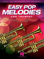 Easy Pop Melodies (for Trumpet). By Various. For Trumpet (Trumpet). Instrumental Folio. Softcover. 64 pages. Published by Hal Leonard.  Play 50 of your favorite pop tunes on your instrument of choice! This collection features arrangements written in accessible keys and ranges with lyrics and chord symbols. Songs include: All My Loving • Blowin' in the Wind • Clocks • Don't Stop Believin' • Every Breath You Take • Fireflies • Hey, Soul Sister • In My Life • Love Story • My Girl • Nights in White Satin • Sweet Caroline • Unchained Melody • Viva La Vida • What a Wonderful World • You've Got a Friend • and more.