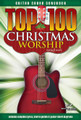 Top 100 Christmas Worship Guitar Songbook arranged by Various. Top 100 Guitar Book Series. Moderate. Softcover. 214 pages. Brentwood-Benson Music Publishing #4575723237. Published by Brentwood-Benson Music Publishing.  Sing and play 100 Christmas Worship Songs with this easy-to-use songbook. Includes complete lyrics, chord symbols, and guitar chord diagrams for all 100 songs.  Songs include: When Hope Came Down (Kari Jobe/Ben Glover) • Joy to the World (Unspeakable Joy) (Ed Cash/Chris Tomlin/Matt Gilder)• Emmanuel (Hallowed Manger Ground) (Ed Cash/Chris Tomlin) • Sing (Josh Wilson/Jeff Pardo) • Offering (Paul Baloche) • Joy of Every Longing Heart (Waiting for You) (Travis Cottrell/David Moffitt/Sue C. Smith) • God Coming Down (Travis Cottrell/David Moffitt/Sue C. Smith) and more!