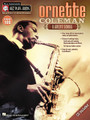 Ornette Coleman (Jazz Play-Along Volume 166). By Ornette Coleman. For Eb Instruments, C Instruments, B-flat Instruments, Bass Clef Instruments. Jazz Play Along. Softcover with CD. 56 pages. Published by Hal Leonard.  For use with all Bb, Eb, Bass Clef, and C instruments, the Jazz Play-Along series is the ultimate learning tool for all jazz musicians. With musician-friendly lead sheets, melody cues, and other split-track choices on the included CD, this first-of-its-kind package makes learning to play jazz easier than ever before.  FOR STUDY, each tune includes a split track with: • Melody cue with proper style and inflection • Professional rhythm tracks • Choruses for soloing • Removable bass part • Removable piano part.  FOR PERFORMANCE, each tune also has: • An additional full stereo accompaniment track (no melody) • Additional choruses for soloing.  INCLUDES: The Blessing • Chippie • The Disguise • Jayne • Rejoicing • Tears Inside • Turnaround • When Will the Blues Leave.