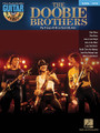 The Doobie Brothers (Guitar Play-Along Volume 172). By The Doobie Brothers. For Guitar. Guitar Play-Along. Softcover with CD. Guitar tablature. 72 pages. Published by Hal Leonard.  The Guitar Play-Along Series will help you play your favorite songs quickly and easily! Just follow the tab, listen to the CD to hear how the guitar should sound, and then play along using the separate backing tracks. The melody and lyrics are also included in the book in case you want to sing, or to simply help you follow along. The audio CD is playable on any CD player. For PC and Mac computer users, the CD is enhanced so you can adjust the recording to any tempo without changing pitch! 8 songs: Black Water • China Grove • Jesus Is Just Alright • Listen to the Music • Long Train Runnin' • Rockin' Down the Highway • South City Midnight Lady • Takin' It to the Streets.