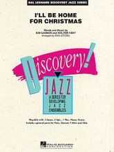 I'll Be Home for Christmas composed by Kim Gannon and Walter Kent. Arranged by Rick Stitzel. For Jazz Ensemble (Score & Parts). Discovery Jazz. Grade 1.5. Published by Hal Leonard.  Need something that goes together quickly for that holiday concert that still sounds great? Rick Stitzel's easy Latin-style arrangement of this Christmas classic has plenty of tutti playing for the ensemble along with rich harmonies and a nice groove. Also included is a short solo for alto sax.