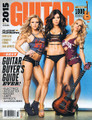 Guitar World Buyer's Guide #1 Summer 2014 Guitar Buyer's Guide. 170 pages. Published by Hal Leonard.  Guitar World Presents 2015 Guitar World's Buyer's Guide Cover Stories: The Best Guitar Buyer's Guide Ever! • Playboy Playmates: Nikki Leigh, Gemma Lee Farrell, Dani Mathers • Electrics • Acoustics • Basses • Amps • Effects • Accessories • Over 1000 Product Photos!