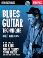 Blues Guitar Technique for Guitar. Berklee Guide. Softcover Audio Online. Guitar tablature. 160 pages. Published by Berklee Press.  Learn classic blues rhythm guitar and soloing techniques, in the style of the greats, such as B.B. King * T-Bone Walker * Albert Collins * Robert Lockwood Jr. * Jimmie Vaughan * and others. This book is the more technique-oriented companion to Mike Williams' first book Berklee Blues Guitar Songbook. The accessible online recording includes live blues band that demonstrates all techniques (full band and play-along tracks).  Online audio is accessed at halleonard.com/mylibrary