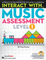 Interact with Music Assessment (Level I) (Interactive Resources for the Music Classroom). Composed by Manju Durairaj. For Choral (TEA/DVD-ROM). Expressive Art (Choral). Published by Hal Leonard.  Get students actively on board and on the right track with InterAct! Level I of this 3-part series, features sequential assessments presented in an INTERACTIVE game format all about comparatives...high-low, long-short, loud-soft, fast-slow, same-different! Track and create vocal pathways; explore timbres; recognize high-low by sight and sound; sing, play and notate so-mi songs; explore, create and notate quarter and eighth note patterns; perform locomotor or non-locomotor movements or play instruments at different speeds or dynamic levels. The CD-ROM offers step-by-step interactive lessons for SmartBoard and Promethean, compatible with SmartNotebook 11 and Promethean ActivPrimary Version 1.7.6. No interactive whiteboard? Download free viewer software and instruct from your computer. Instructions enclosed. No CD-Rom drive? Optional DIGITAL ACCESS AVAILABLE for direct download to your computer.