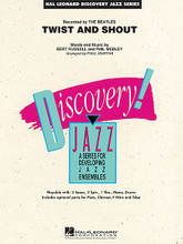 Twist and Shout by The Beatles. By Bert Russell and Phil Medley. Arranged by Paul Murtha. For Jazz Ensemble (Score & Parts). Discovery Jazz. Grade 1.5. Published by Hal Leonard.  Recorded by the Beatles in 1963, and years later featured prominently in the movie Ferris Bueller's Day Off, this catchy rock favorite never grows old. This arrangement gives every section of the band a chance to play the melody at some point, and no solos are required. Easy to learn, this is sure to be a favorite with students and parents alike.