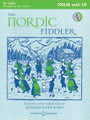 The Nordic Fiddler (Violin Edition with CD). Composed by Edward Huws Jones. For Violin. Boosey & Hawkes Chamber Music. Softcover with CD. 44 pages. Boosey & Hawkes #M060123856. Published by Boosey & Hawkes.  Learn traditional pieces from Denmark, Finland, Iceland, Norway and Sweden. The complete edition includes a violin part, keyboard accompaniment with optional violin accompaniment, easy violin part and guitar chords. The violin edition includes violin solo with optional easy violin and guitar accompaniments. CD includes full performance and backing tracks.