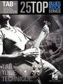 25 Top Blues/Rock Songs - Tab. Tone. Technique. (Tab+). By Various. For Guitar. Guitar Recorded Version. Softcover. Guitar tablature. 296 pages. Published by Hal Leonard.  This series includes performance notes and accurate tab for the greatest songs of every genre. From the essential gear, recording techniques and historical information, to the right- and left-hand techniques and other playing tips – it's all here!  Master 25 blues/rock tunes, including: Crossfire • Going Down • Lie to Me • Moonchild • One Way Out • Rock N Roll Susie • True Lies • Twice As Hard • and more.