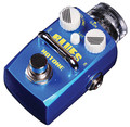 Skyline BLUES Overdrive Stomp Box (Guitar Effects Distortion Pedal). Samson Audio. General Merchandise. Hal Leonard #TPSOD2. Published by Hal Leonard.  The Hotone BLUES overdrive stomp box is a distortion pedal with a full range frequency response that gives you the necessary crunch and power that makes this emotional style of music so compelling to play. Use the FAT button for that extra low end for when you need to lay it all on the line. Distinguished from the conventional overdrive circuit design, BLUES uses a two-stage overdrive circuit, reproducing the natural overdrive sound from a vintage vacuum tube amplifier. It maintains a perfect frequency response, distinct tone, remarkable dynamic expression, and rich detail.