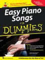 Easy Piano Songs for Dummies (The Fun and Easy Way® to Start Playing Your Favorite Songs Today!). By Various. For Piano/Keyboard. Easy Piano Songbook. Softcover. 210 pages. Published by Hal Leonard.  Want to learn to play easy popular hits? Then this is the book for you! It's an easy-to-use resource for the casual hobbyist or working musician. It includes 40 easy piano arrangements with guitar chords and lyrics plus performance notes for each song detailing the wheres, whats, and hows – all in plain English! Songs include: Back to December • California Girls • Candle in the Wind • Defying Gravity • Fever • God Only Knows • Hey, Soul Sister • If I Were a Carpenter • Layla • Leaving on a Jet Plane • Let It Be • Moon River • Rolling in the Deep • Silly Love Songs • Twist and Shout • You Don't Know Me • and more.