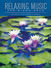 Relaxing Music for Piano Solo composed by Various. For Piano/Keyboard. Piano Solo Songbook. Softcover. 122 pages. Published by Hal Leonard.  40 soothing selections for piano solo are presented in this collection: Air on the G String • Beautiful Dreamer • Clair de Lune • Fur Elise • Gymnopedie No. 1 • Jesu, Joy of Man's Desiring • Londonderry Air • Meditation • Pie Jesu • The Swan (Le Cygne) • To a Wild Rose • Water Is Wide • and more.