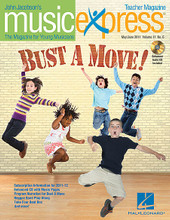 "Bust a Move Vol. 11 No. 6 (May/June 2011). By Camp Rock 2 (Movie), Chloe Bridges, John Higgins, and Phineas and Ferb. By Audrey Snyder, John Higgins, John Jacobson, Kirby Shaw, and Roger Emerson. For Choral (Complete Pak). Music Express. Published by Hal Leonard.  Songs: Bust a Move, Una Sola Voz, I'm Gonna Make Music, This Is Our Song (from Camp Rock 2: The Final Jam) Today Is Gonna Be a Great Day (from Phineas and Ferb), Look How Far We've Come, Listening Lab: ""Galop"" from The Comedians (Dmitry Kabalevsky), John Jacobson's Musical Planet: Mexico, and more! Complete Pak contains 30 Student Magazines, 1 Teacher Magazine with Lesson Plans correlated to the National Standards, and 1 Enhanced Audio CD that includes the Amazing Slow Downer and PDFs of selected material."